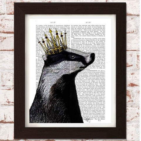 badger-king-print