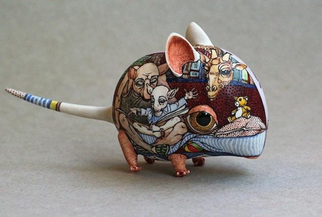 porcelain-mouse