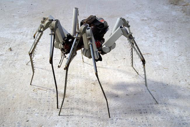 cyber-spider