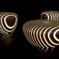 Μοντέρνα ξύλινα αντικείμενα