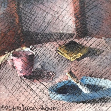 coffee-2015-aquarelle-on-paper