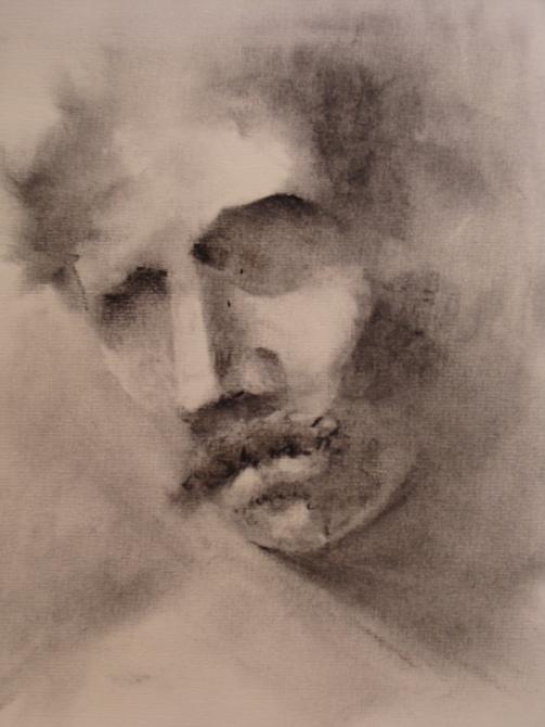 portrait-2014-charcoal-on-paper