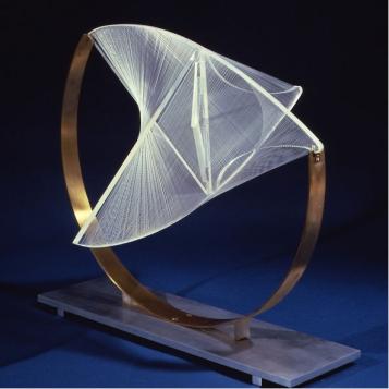 Naum Gabo - Russian sculptor