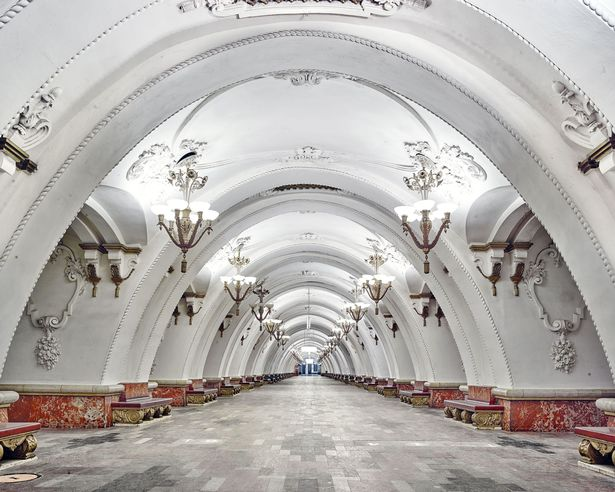 Moscow-Underground-stations
