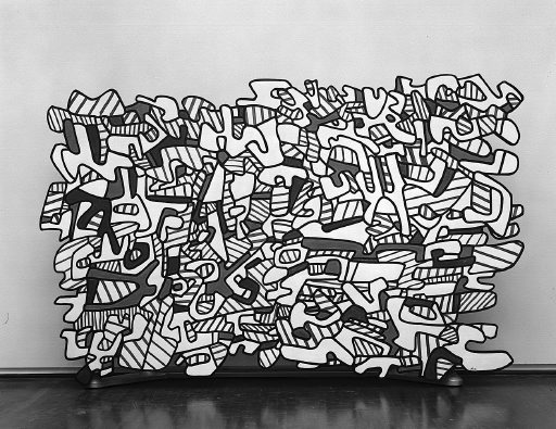 Jean Dubuffet, 'Hopes and Options' 1971